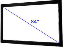 """84"""" industrial-Grade Touch screen-Integrated outdoor Large-Screen monitor Display with computer Speakers"""
