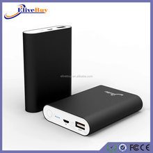 Qualcomm Quick Charge 2.0 Portable Mobile Power Bank 10400mAh Power Banks for iPhone 6S