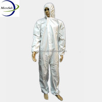 Dustproof Micro Porous Working Coverall