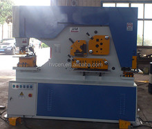 Q35Y-16 Hydraulic Iron Worker,Hydraulic Combined Punching and Shearing Machine and Hydraulic Ironworker