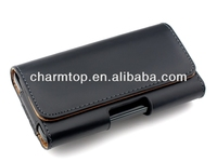 Black Holster Case with Belt Clip for iPhone 4 4s