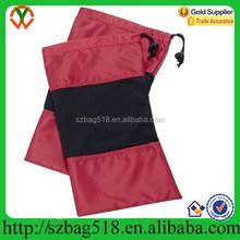 2015 Custom Drawstring Bag Shoe Sleeves