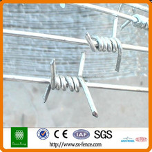 Alibaba express weight of barbed wire per meter length