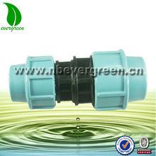 De plástico de inserción pipe reductor acoplamiento