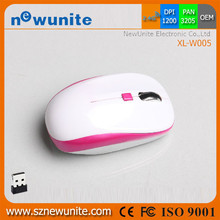 2015 New arrival Hot sale 2.4 wireless China optical mouse bluetooth for laptop