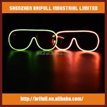 fancy party sunglasses led flashing sunglasses
