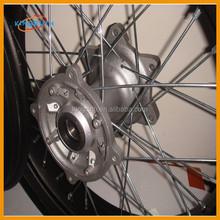 "Hot sales cheap dirt bike 17"" dirt bike motorcycle wheel"