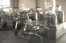 Hyaulic Lift Vacuum Yogurt Homogenizer Tissue Homogenizer