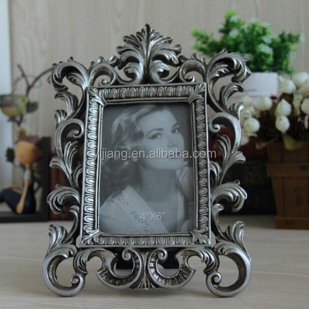 Antique design resin custom photo frame wholesale gorgeous - Antique picture frames cheap ...