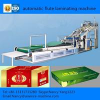 corrugated cardboard flute laminating machine /flute laminating machine/ long flute laminator