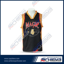 2015 hot new custom basketball jersey basketball shirts designs