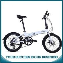 hot sell professional supplier alloy frame folding bike