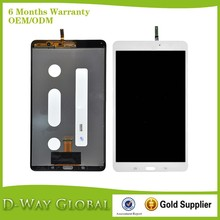 Large stock offer original quality for Samsung Galaxy Tab Pro 8.4'' T320 LCD Pannel