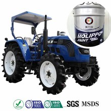 Natural Drying Alkyd Resin For Paint For Agricultural Equipment
