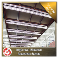High quality led drop ceiling light panels from China supplier