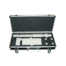Aluminum Instrument Case with Foam Padding