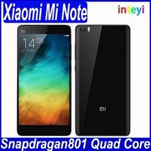 2015 brand new Original Xiaomi Mi Note 5.7 inch 3GB RAM 16GB ROM Android 4.4 Qualcomm Snapdragon 801 2.5GH 4G lte Xiaomi note