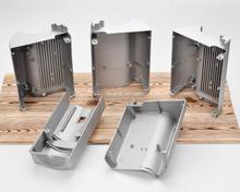 High quality Aluminum auto parts antique cast iron molds zamak mold casting