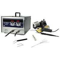 Hot air rework soldering iron station,bga rework station,soldering iron for Neo-AY-702A+,accept paypal