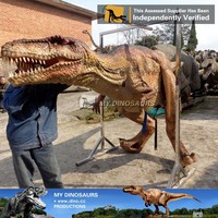 MY Dino-F01 Life size walking with dinosaur costume