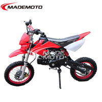 Newest Gas Powered Cheap 125cc Dirt Bike for Sale with Kick Starter