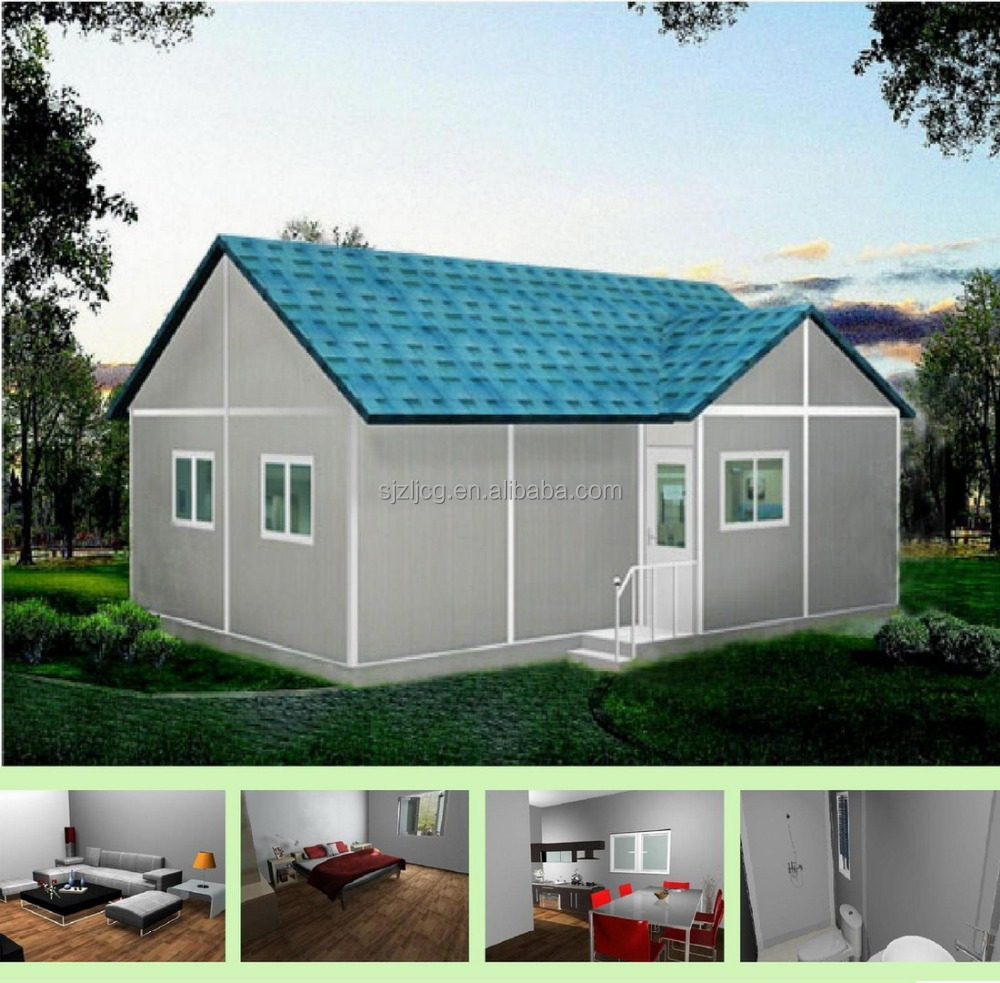 2015 hot selling eps sandwich panel prefabricated house for House panels prefabricated