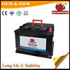 Super long life DIN Maintenance free 12V 100ah truck automotive car battery