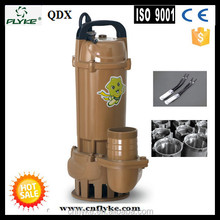 1.5HP aluminum casing portable submersible water pump for India price