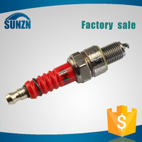 Good material motorcycle parts alibaba suppliers d8tc motorcycle plug spark