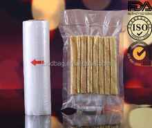 China direct manufacturer embossed bag/textured vacuum food packing bags