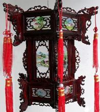 Chinese antique furniture palace lantern