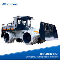 Hydraulic lifting systems garbage compactor