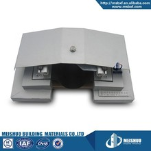 50-500mm aluminum profile structrual waterproof roofing joint materials