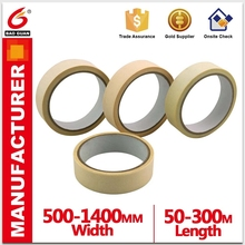 Self Adhesive Masking Tape For Car Painting