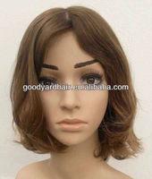 wholesale human virgin cuticles European hair kosher wigs jewish wigs