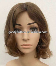 wholesale human virgin cuticles European hair kosher wigs jewish wigs