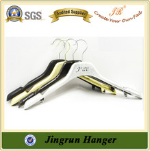 2015 Branded New Product Fashionable Plating Office Coat Hanger