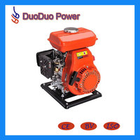 Single cylinder 4 strokes air cooling 2.5hp 152F/P GX100 diesel boat engine parts
