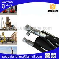 Gold supplier heat resistant hydraulic rubber hose pipe pvc food grade hose flexible heat resistant hydraulic rubber ho