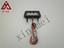 The latest license plate lamp factory price wholesale prices directly,motorcycle parts