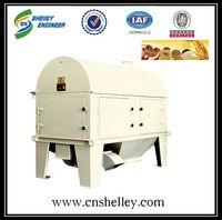 Small Wheat Seed Used Gravity Grain Cleaner