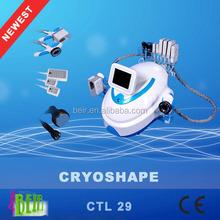Multi dispositivo de función de la crioterapia para el cuerpo y la cara de tratamiento