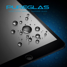 Pureglas tempered glass screen protector for 7 inch tablet for ipad mini tempered glass screen guard
