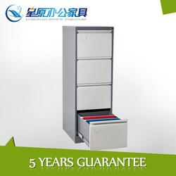 Promotion steel 4 drawer fire resistant cabinet
