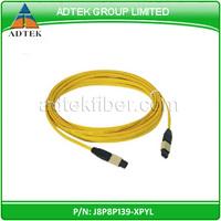 12fibers SM ribbon cable MPO MTP Fiber Jumpers