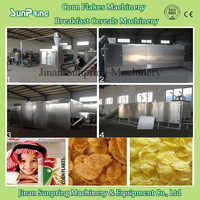 Automatic corn flakes production line/corn flakes processing equipment