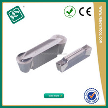 Indexable PVD Coating Tungsten Carbide Turning Parting and Grooving Cutter