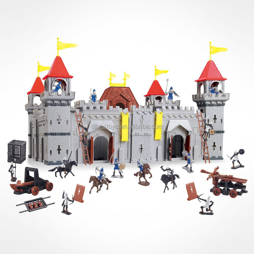 Toy Castles For Toddler Boys : Educational toys soldiers with castles for boys buy toy