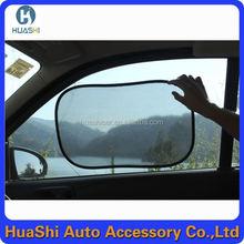 screen printing foldable side windows car sunshade