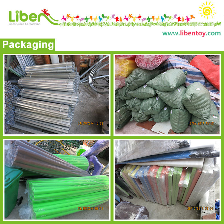 Liben Indoor Playground Packaging